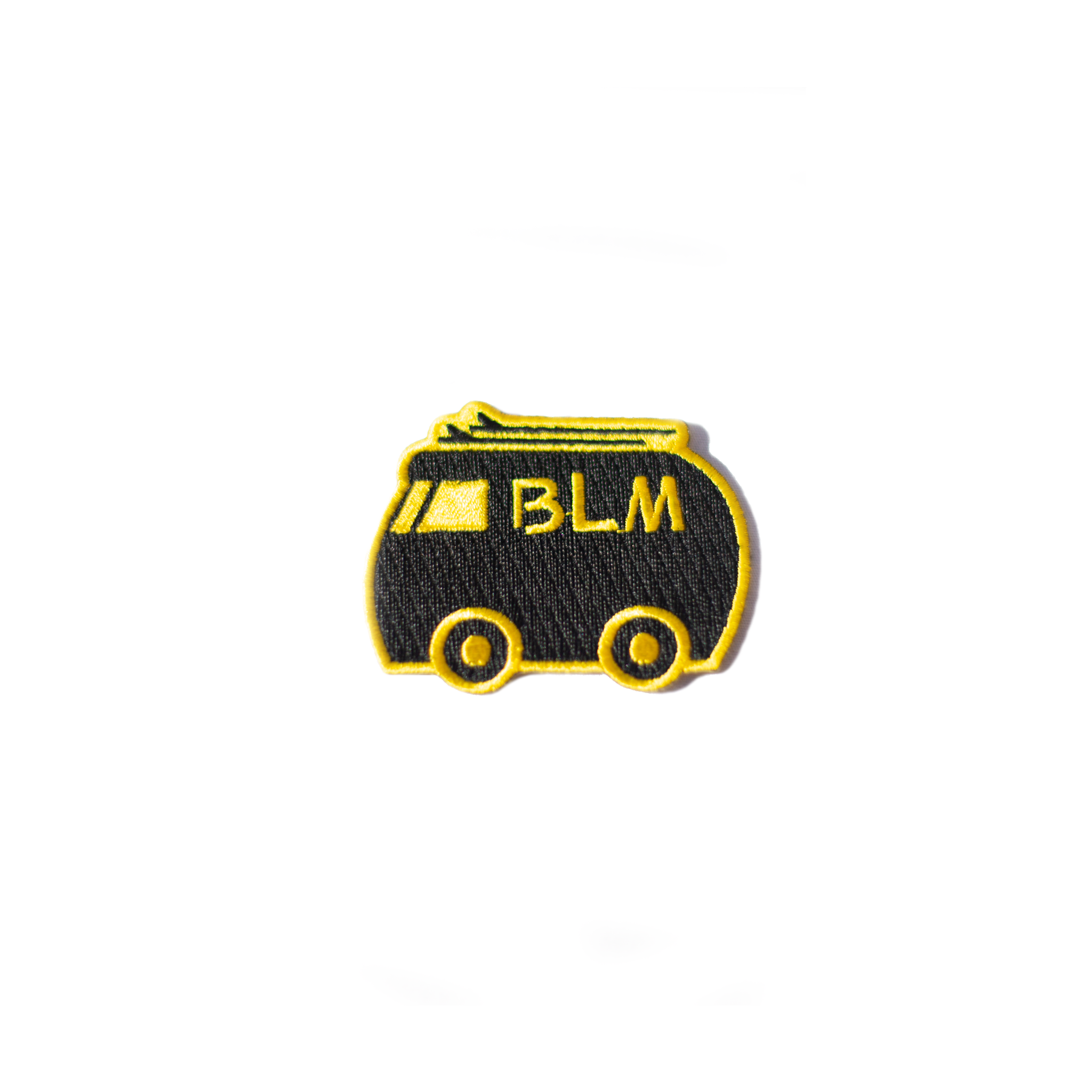 BLM Iron-on Patch