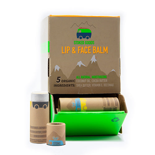 Stoked Lip & Face Balm 24 Pack