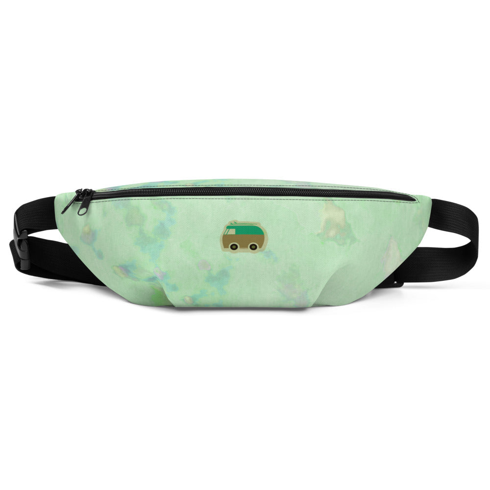 Stoked Goods Limeade Fanny Pack