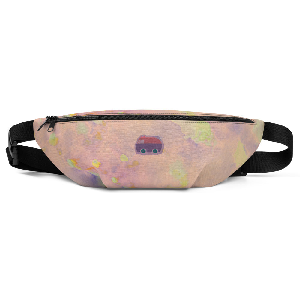 Stoked Goods Peach Cobbler Fanny Pack