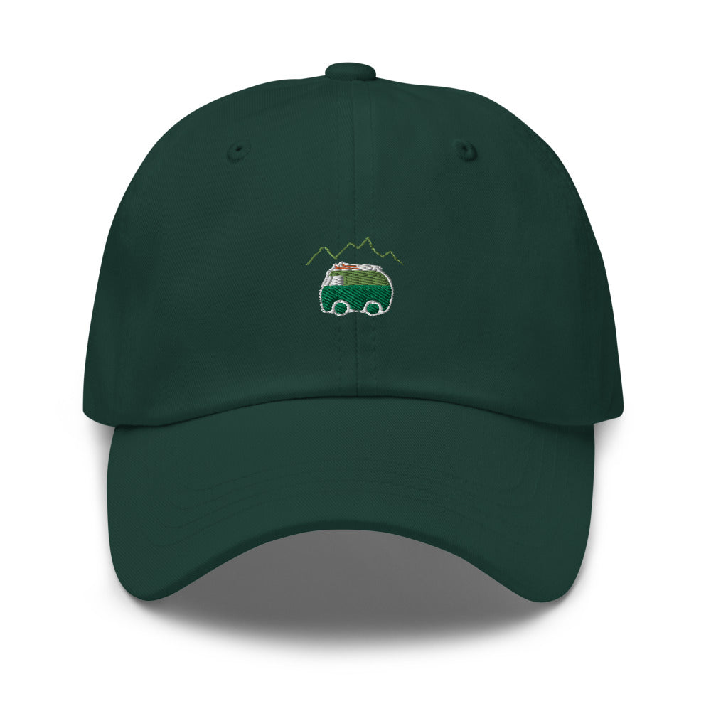 Stoked Goods Green Hat