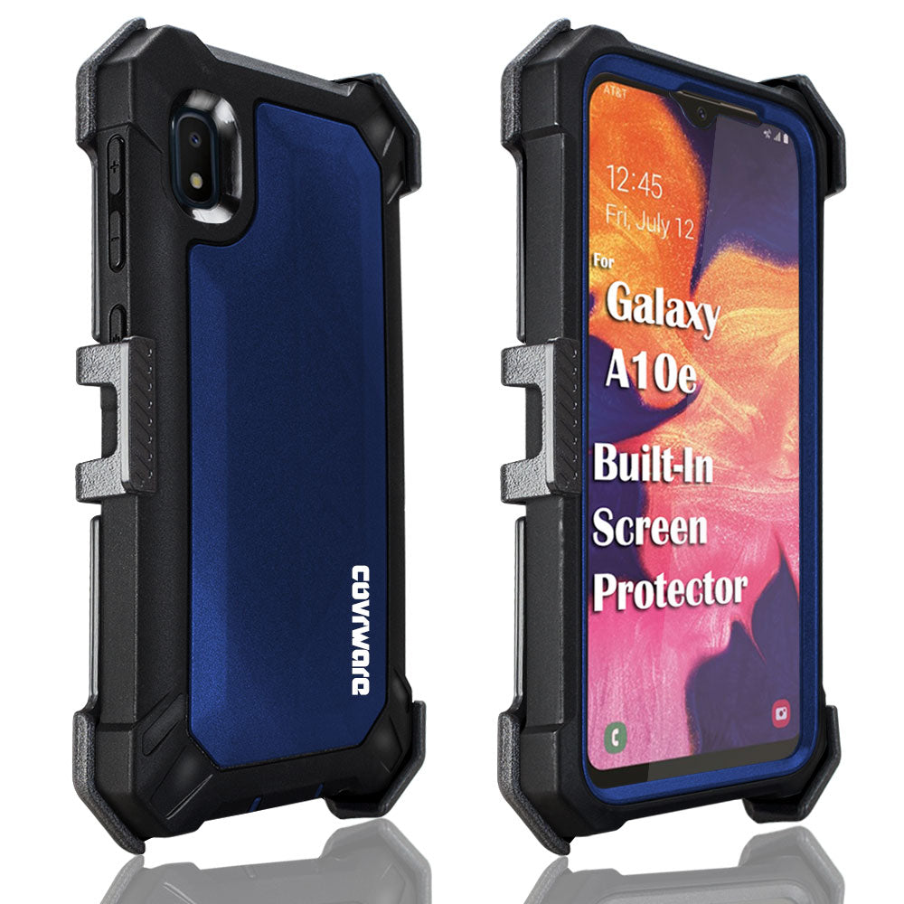 Samsung Galaxy A10e Case Covrware Aegis Pro Series Manual Guide
