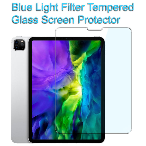 COVRWARE Anti Blue Light, UV Tempered Glass Screen Protector for 11