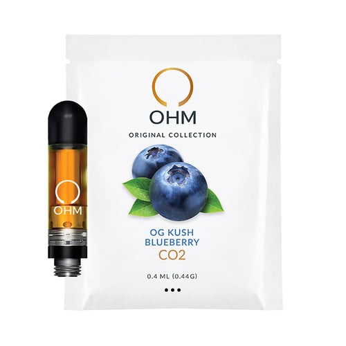 OGK CO2 Blueberry, Premium oil, OHM Version 2