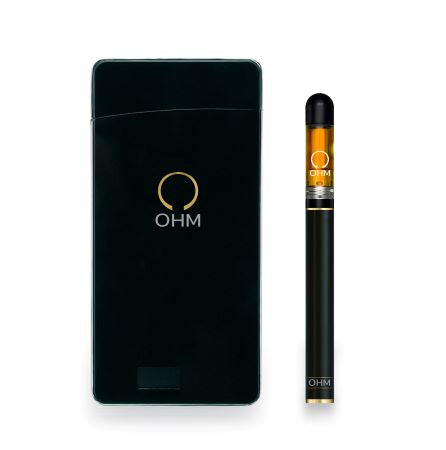 OHM Starter Vape Kit Black