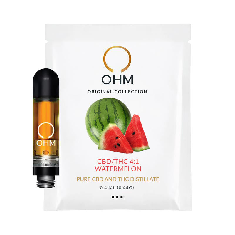 CBD/THC 4:1 - Watermelon