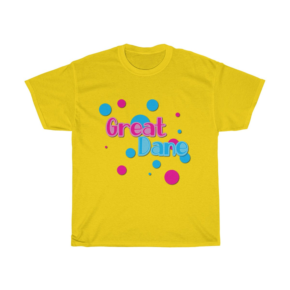 Bubbly Great Dane T-Shirt