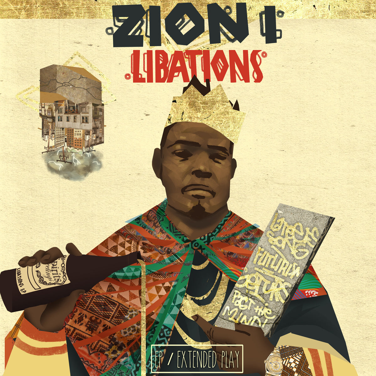 Libations (Download)