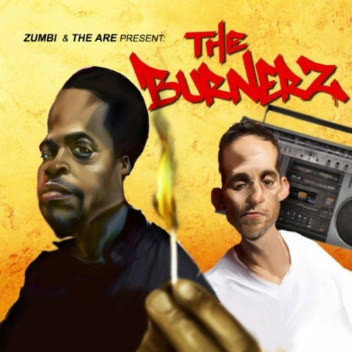 Zumbi & The Are - The Burnerz (Download)