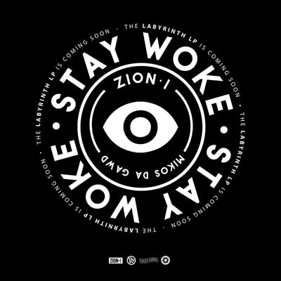 Stay Woke Mixtape (CD)