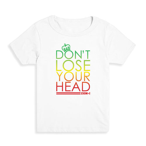 Don't Lose Your Head Kid's Tee
