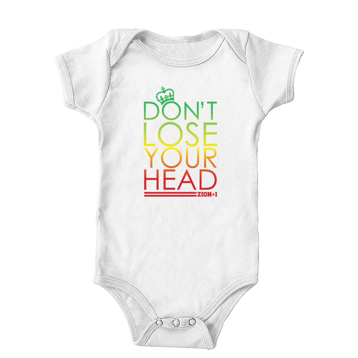 Don't Lose Your Head Onesie
