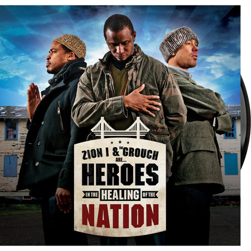 Heroes in Healing of the Nation (Vinyl Record)