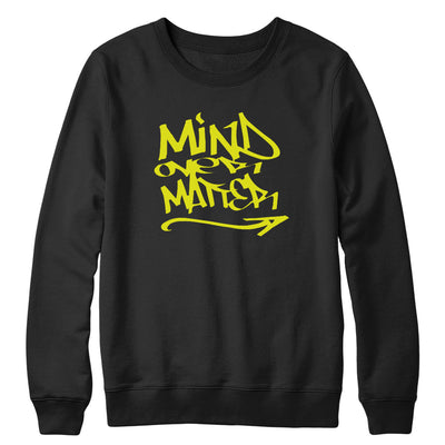 Mind Over Matter Crewneck