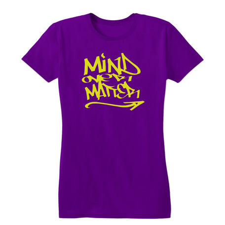 Mind Over Matter Women's Tee
