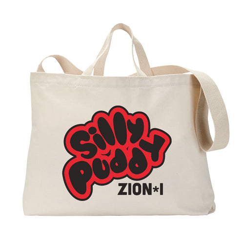 Silly Puddy Tote Bag