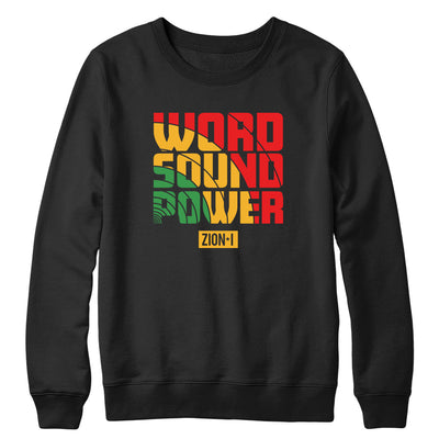 Sound Wave Crewneck