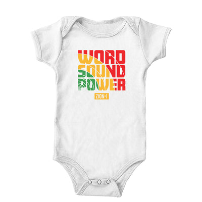 Sound Wave Onesie