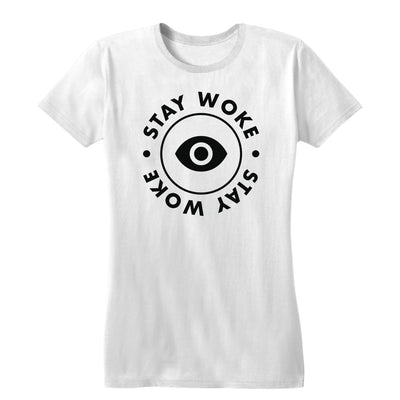 Stay Woke Women's Tee