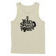 Word Sound Power Tank Top