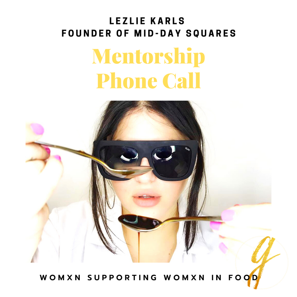 Mentorship Opportunity With Lezlie Karls of Mid-Day Squares