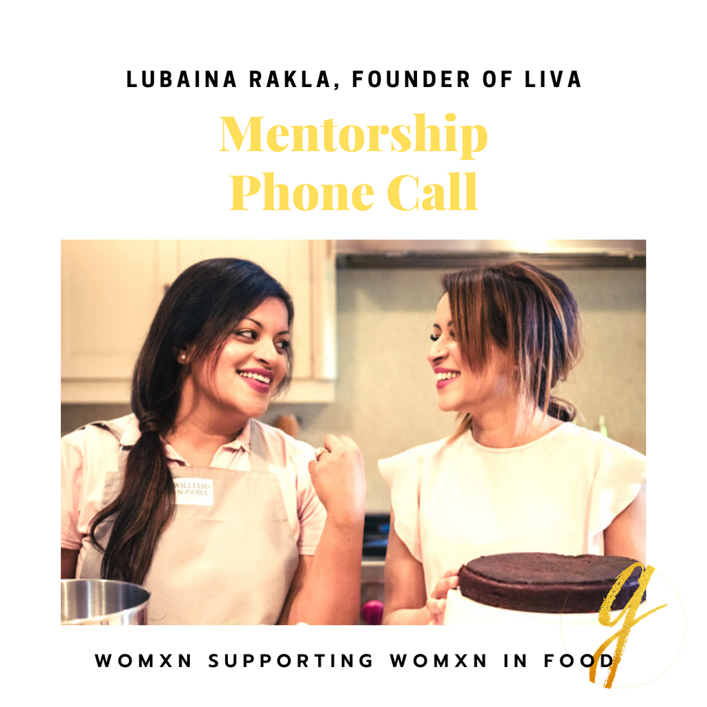 Liva Raw Date Sugar Mentorship Opportunity With Lubaina Rakla Through Womxn Supporting Womxn In Food