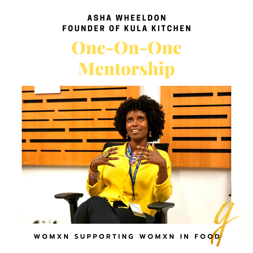 Kula Kitchen Mentorship Opportunity for a Canadian Femme Through Womxn Supporting Womxn In Food