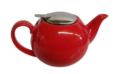 Red Teapot