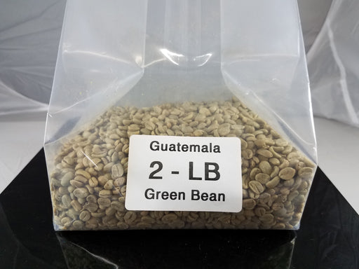 Guatemala - 100% arabica coffee Green bean