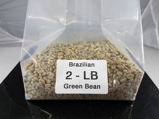 Brazilian - 100% arabica coffee Green bean