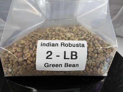 indian robusta - 100% Robusta coffee Green bean