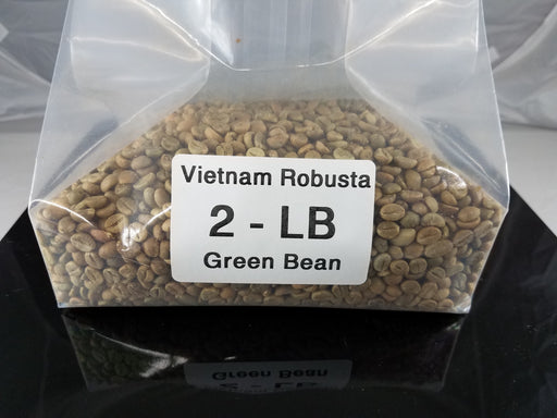 Vietnam robusta- 100% Robusta coffee Green bean