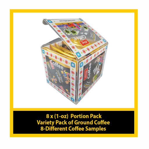 Varity Pack Of Ground Coffee