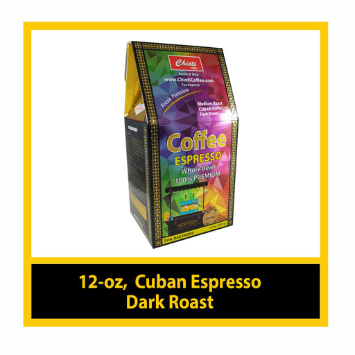 Cuban Espresso Dark Roast (12 - oz)
