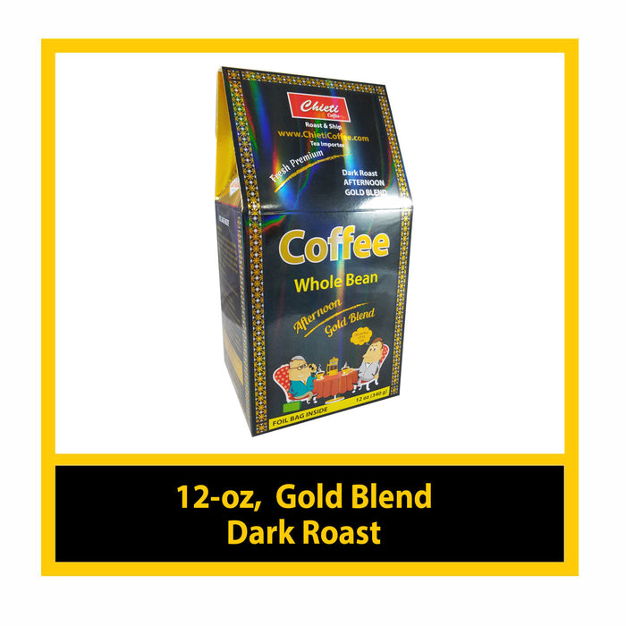 Gold Blend Dark Roast (12-oz)