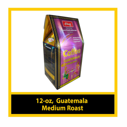 Guatemala Medium Roast (12 - oz)