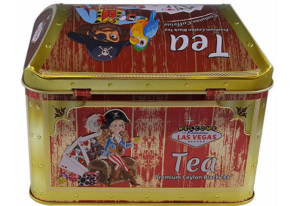 Assorted Black Tea - Treasure Chest