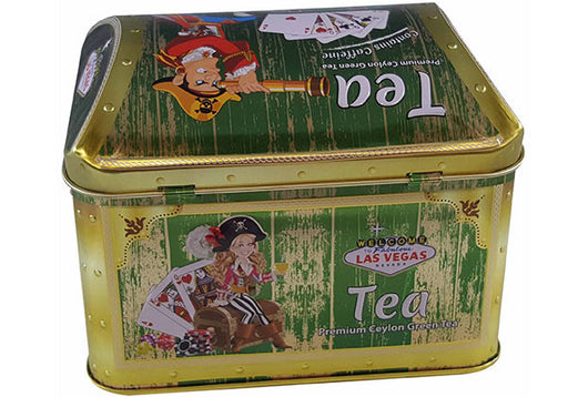 Assorted Green Tea - Treasure Chest