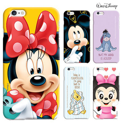 Disney & Cartoons phone case for SAMSUNG S7 S8 S8 AND IPHONE MODELS 5s 6s 7s 8s x XS