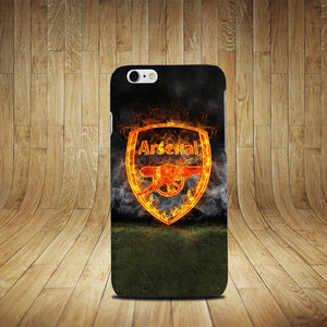 Arsenal Football Club Hard Phone Cover Case Fits for iPhone / Samsung All models - EpicPhoneCase