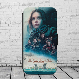 Star Wars Rogue One Rebellion FLIP WALLET Phone Case Cover All iPhone/Samsung - EpicPhoneCase