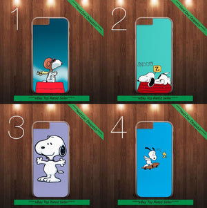 SNOOPY DOG CARTOON Phone Case Cover iPhone / Samsung All models - EpicPhoneCase