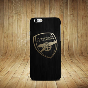 Arsenal Football Club Hard Phone Cover Case Fits for iPhone / Samsung - EpicPhoneCase