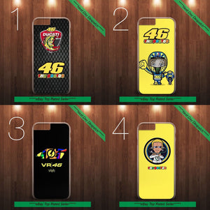 VALENTINO ROSSI THE DOCTOR MOTOGP PHONE CASE COVER IPHONE & SAMSUNG MODELS - EpicPhoneCase