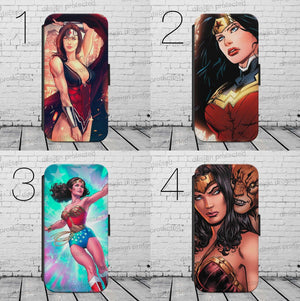 Wonder Women Rolling Stone Magazine FLIP PHONE CASE COVER ALL IPHONE & SAMSUNG - EpicPhoneCase