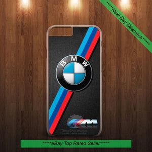 Luxury BMW M3 M4 M5 M6 X5M Hard Plastic phone Case Cover For IPhone & Samsung - EpicPhoneCase