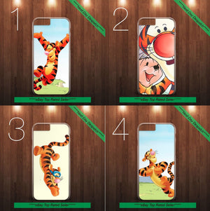 WINNIE THE POOH TIGER  Phone Case Cover iPhone / Samsung All models - EpicPhoneCase