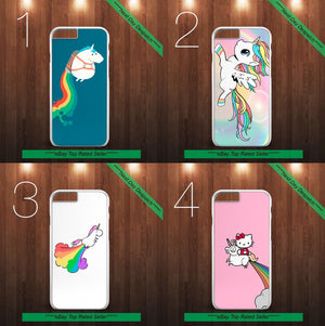 UNICORN RAINBOW Phone Case Cover iPhone / Samsung All models - EpicPhoneCase