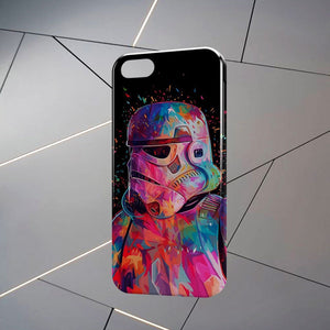 (3D Case) STAR WARS COLORED BOBA FETT DARTH VADER PHONE CASE COVER FOR IPHONE - EpicPhoneCase