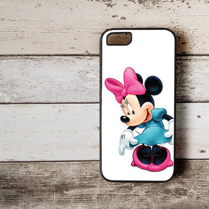 Disney Minnie Mouse Hard Case Cover For iPHONE and Samsung fits for All Models 1 - EpicPhoneCase